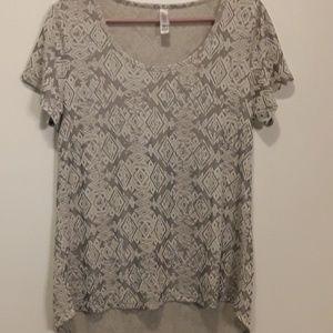 Lularoe Classic T Small S LLR Shirt Cute